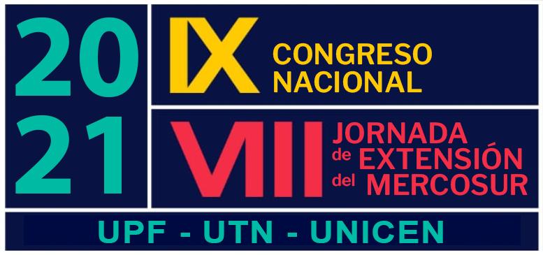 IX Congreso Nacional de Extensión